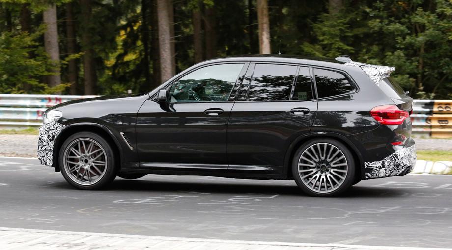 BMW X3 M_S58