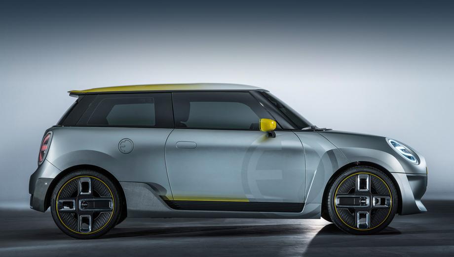 Компакт BMW i1 возьмет основной функционал электрокара Мини