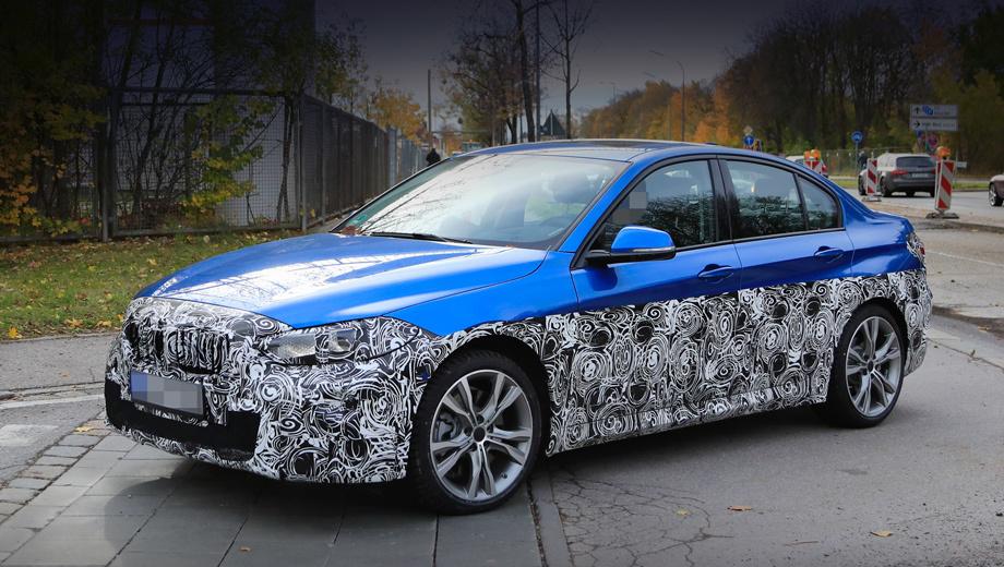 Рестайлинг BMW первой серии